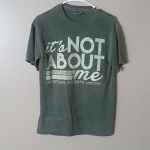 Adult small Christian tshirt